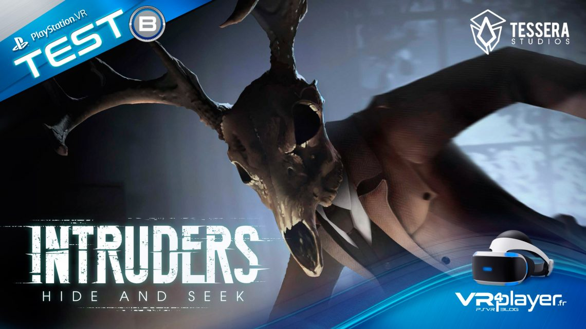 Intruders Hide and Seek PlayStation VR PSVR Test VR4player