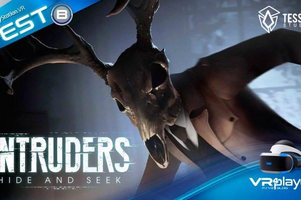 Intruders Hide and Seek PlayStation VR PSVR Test VR4player