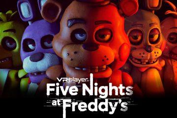 PlayStation VR : Five Nights at Freddy's VR bientôt sur PSVR !