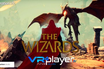 PlayStation VR : The Wizards va nous ensorceler le 12 mars sur PSVR