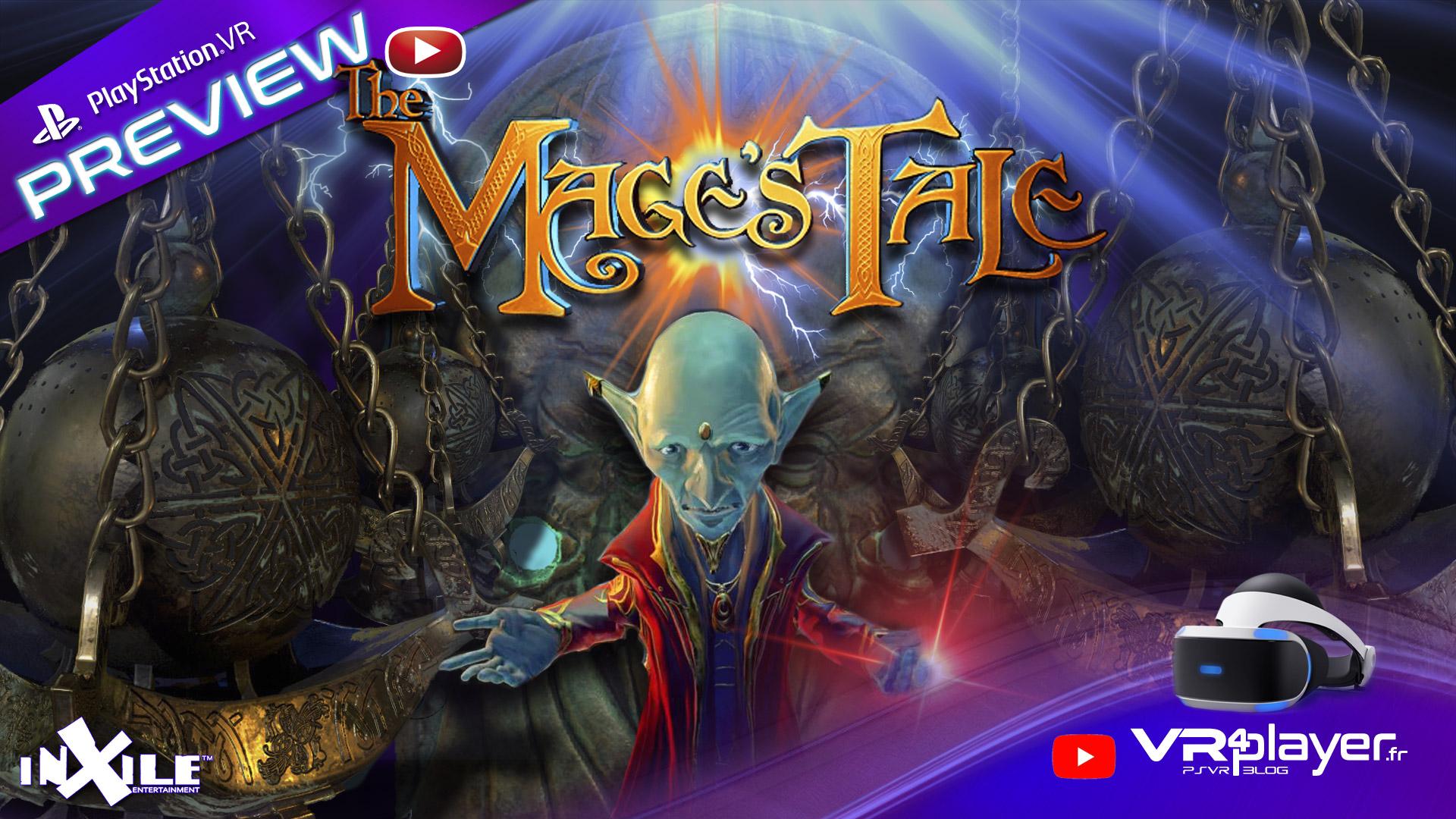 preview de The Mage's Tale sur PSVR - VR4player.fr