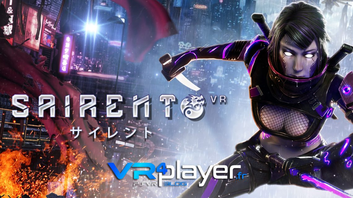 Promos durant le confinement, Sairento VR très bientôt sur PlayStation VR - VR4player.fr