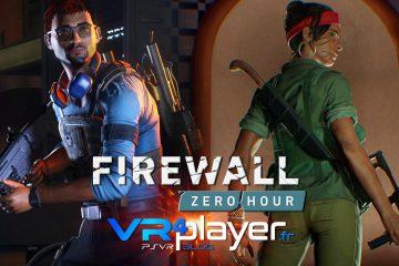 PlayStation VR : Firewall, son nouveau DLC de demain en vidéo !