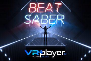 PlayStation VR : BEAT SABER, le mode Expert+ la semaine prochaine sur PSVR