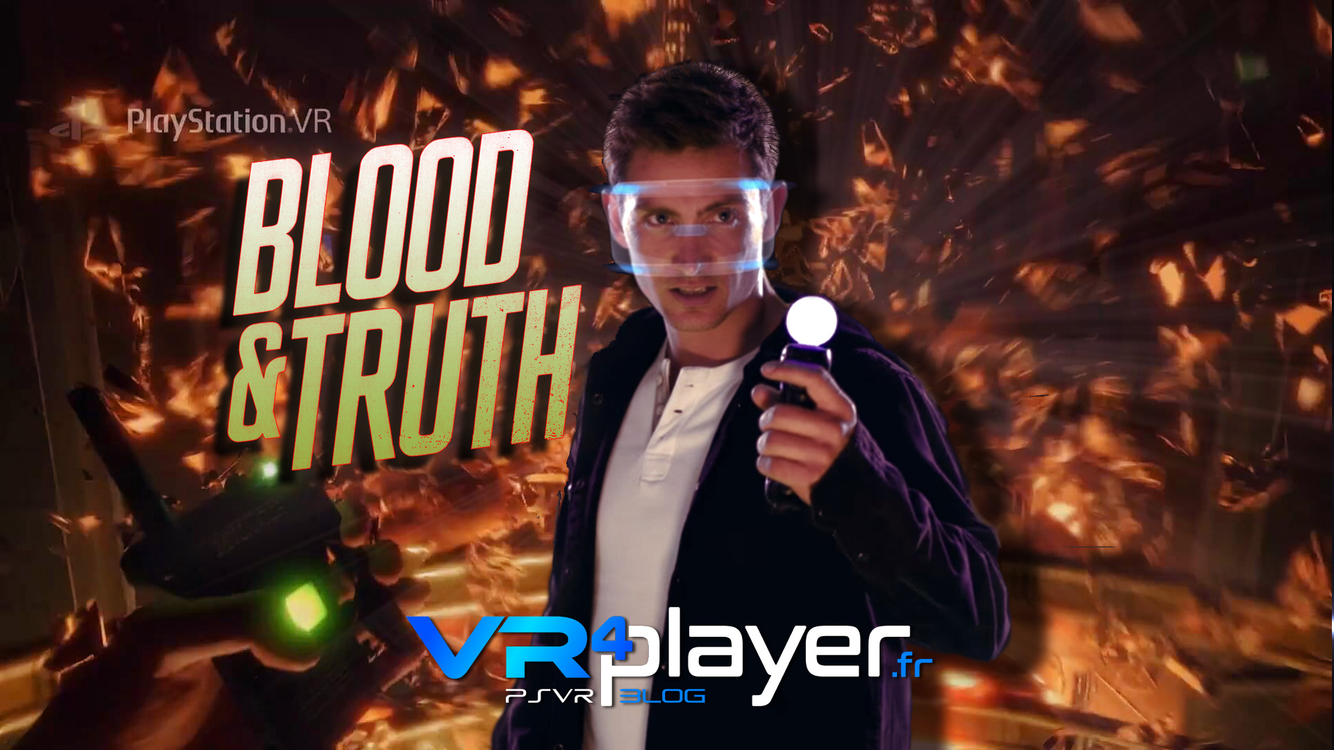 Blood and Truth, toute la vérité sur PSVR - VR4player.fr