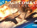 Ace Combat 7 sur PSVR PS4 VR4player.fr