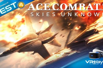 PlayStation VR : Ace Combat 7, Alors ! Il vaut quoi au final ? Test Complet !
