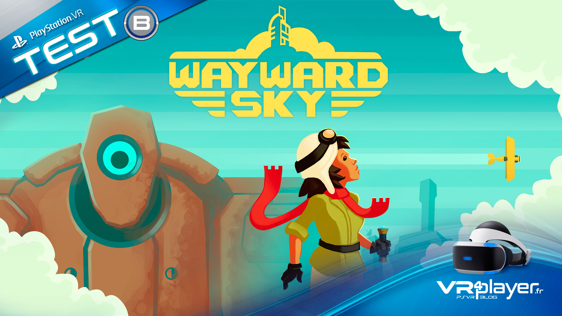 WayWard Sky, Test VR4Player