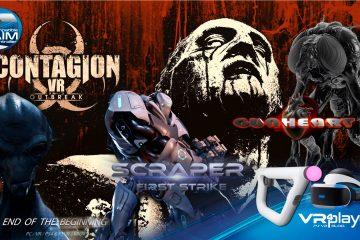 PlayStation VR : Les jeux compatibles AIM Controller à venir sur PSVR