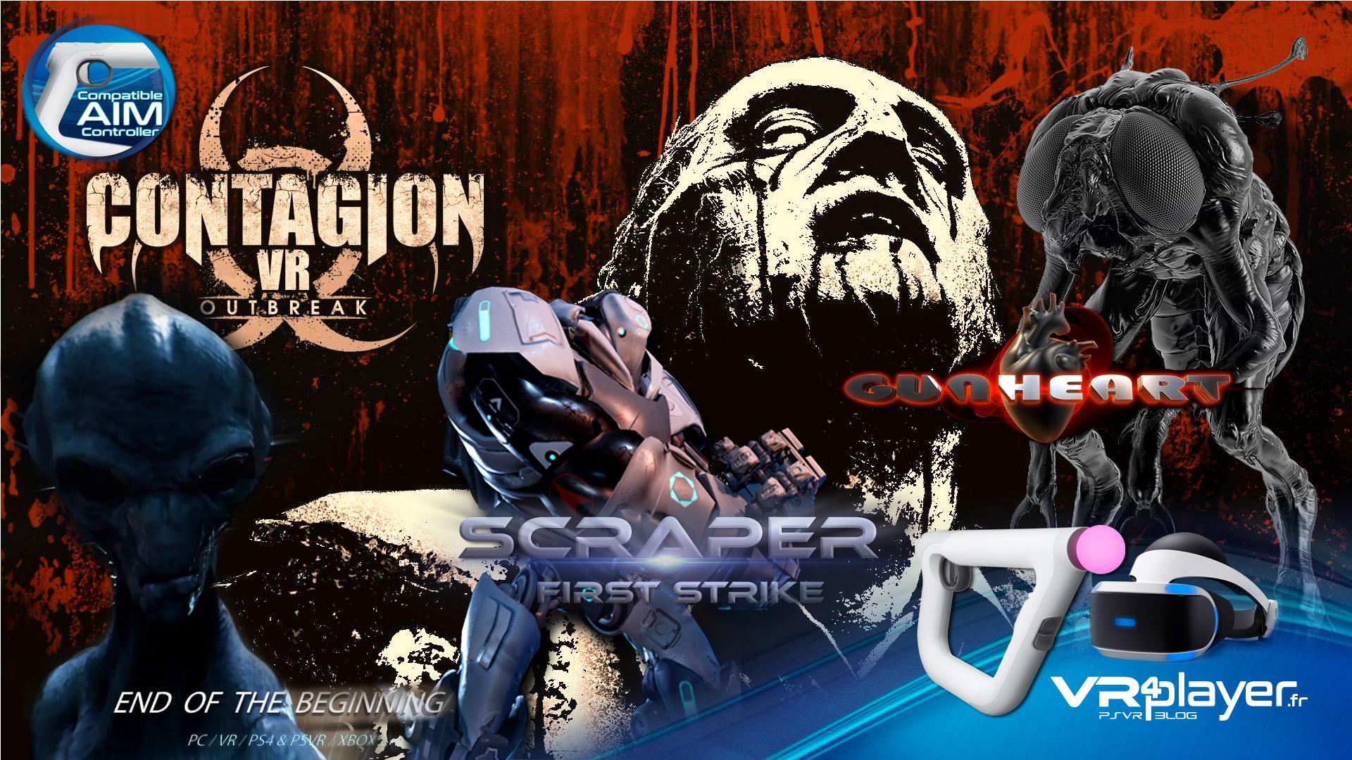 les jeux compatibles AIM à venir sur PSVR - vr4player.fr