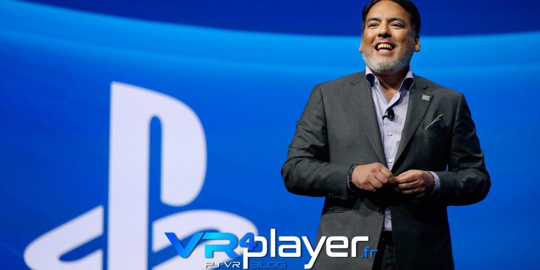 PlayStation VR : Shawn Layden, le passé, le présent et l'avenir du PSVR