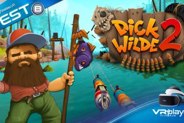 PlayStation VR : Dick Wilde 2, Test du wave shooter le plus fun du PSVR