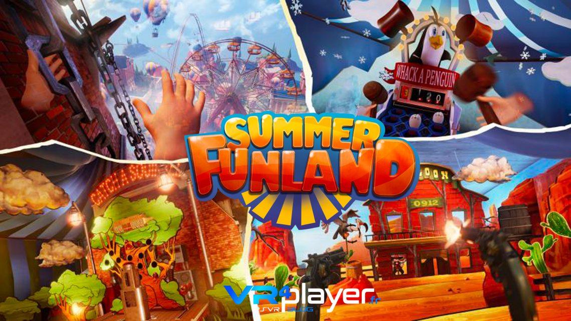 Summer Funland - PSVR - VR4player.fr