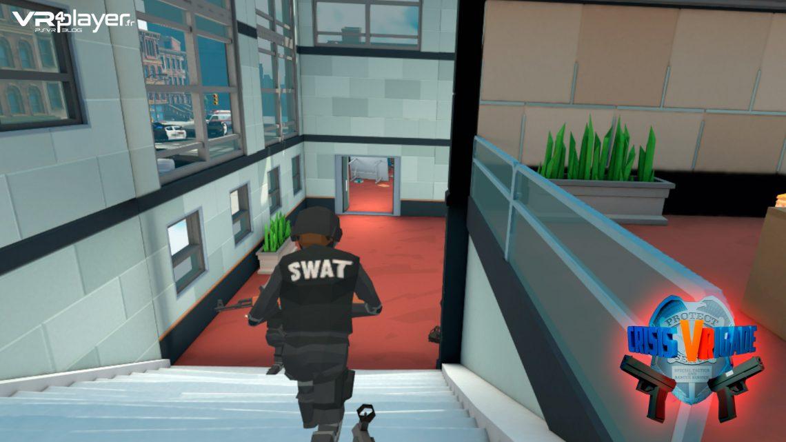 Crisis VRigade PlayStation VR PSVR VR4Player