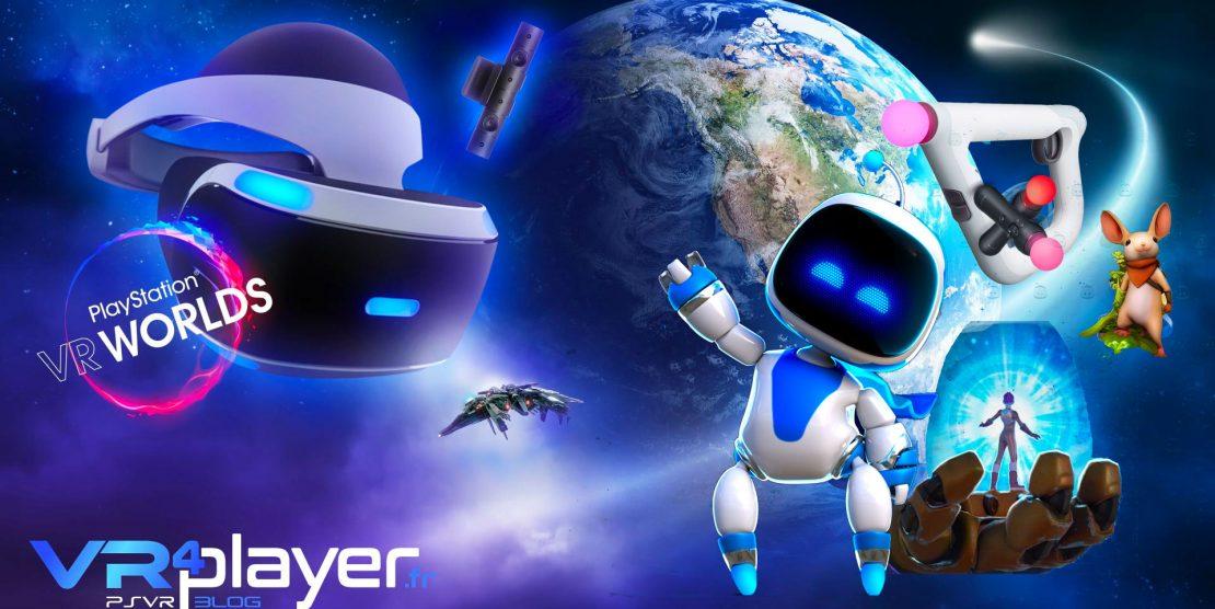 PlayStation VR : Quoi de neuf Cette semaine sur la Planète PSVR ?