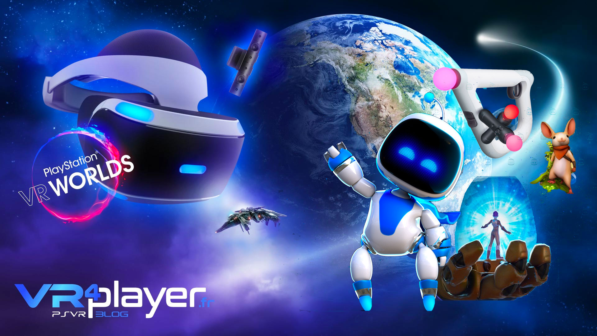 Planète PSVR - VR4player.fr