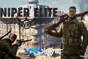 PlayStation VR : Sniper Elite VR prévu sur PSVR