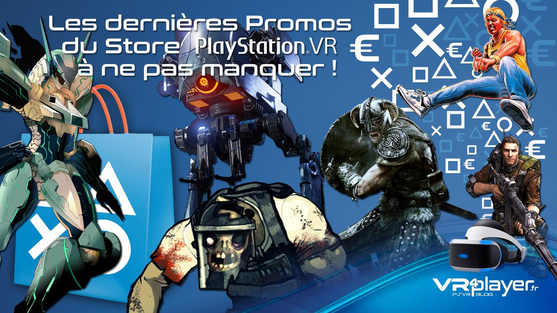 les réductions de mars sur PSVR - vr4player.fr