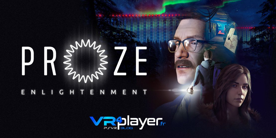PlayStation VR : Proze Enlightenment prévu sur PSVR