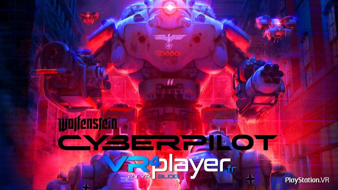 Wolfenstein Cyberpilot à l'E3 2019 ?