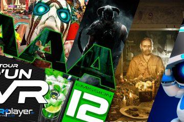 PlayStation VR : Autour d'un VR Podcast #12 Les AAA du PlayStation VR