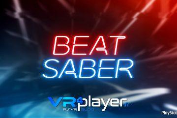 PlayStation VR : BEAT SABER, découvrez toutes les nouvelles musiques du DLC !