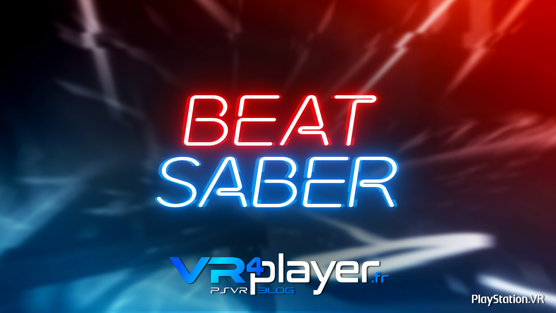 BEAT SABER PSVR vr4player