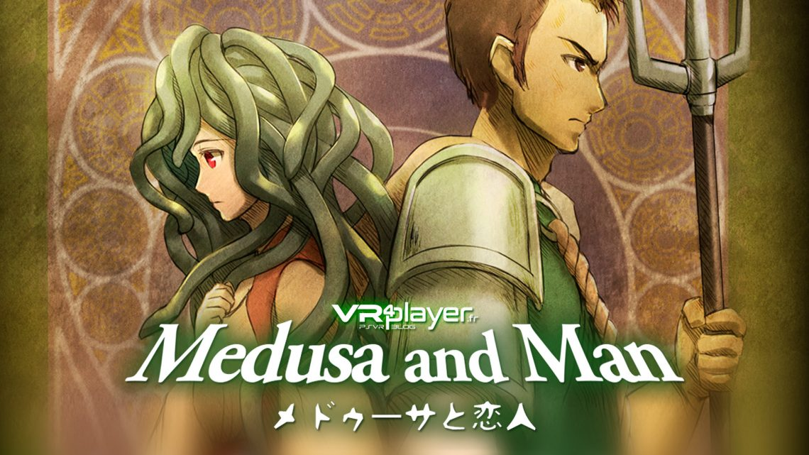 Medusa and her lover PSVR PlayStation VR