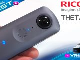 Disneyland Paris Video 360° Ricoh Theta V Test Review VR4Player