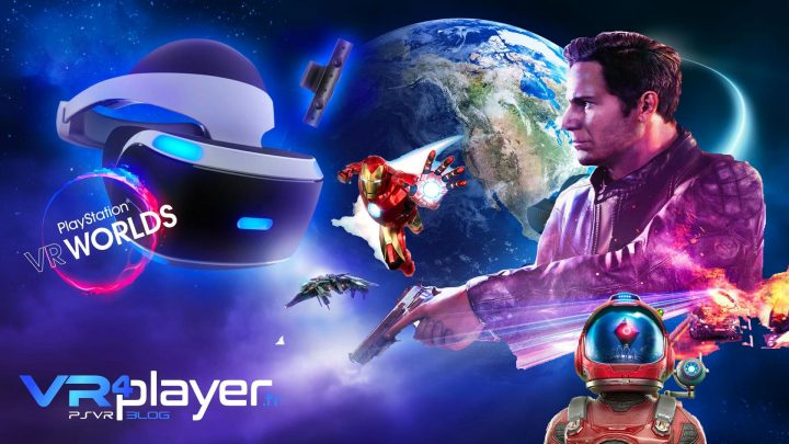 Planète PSVR - VR4player