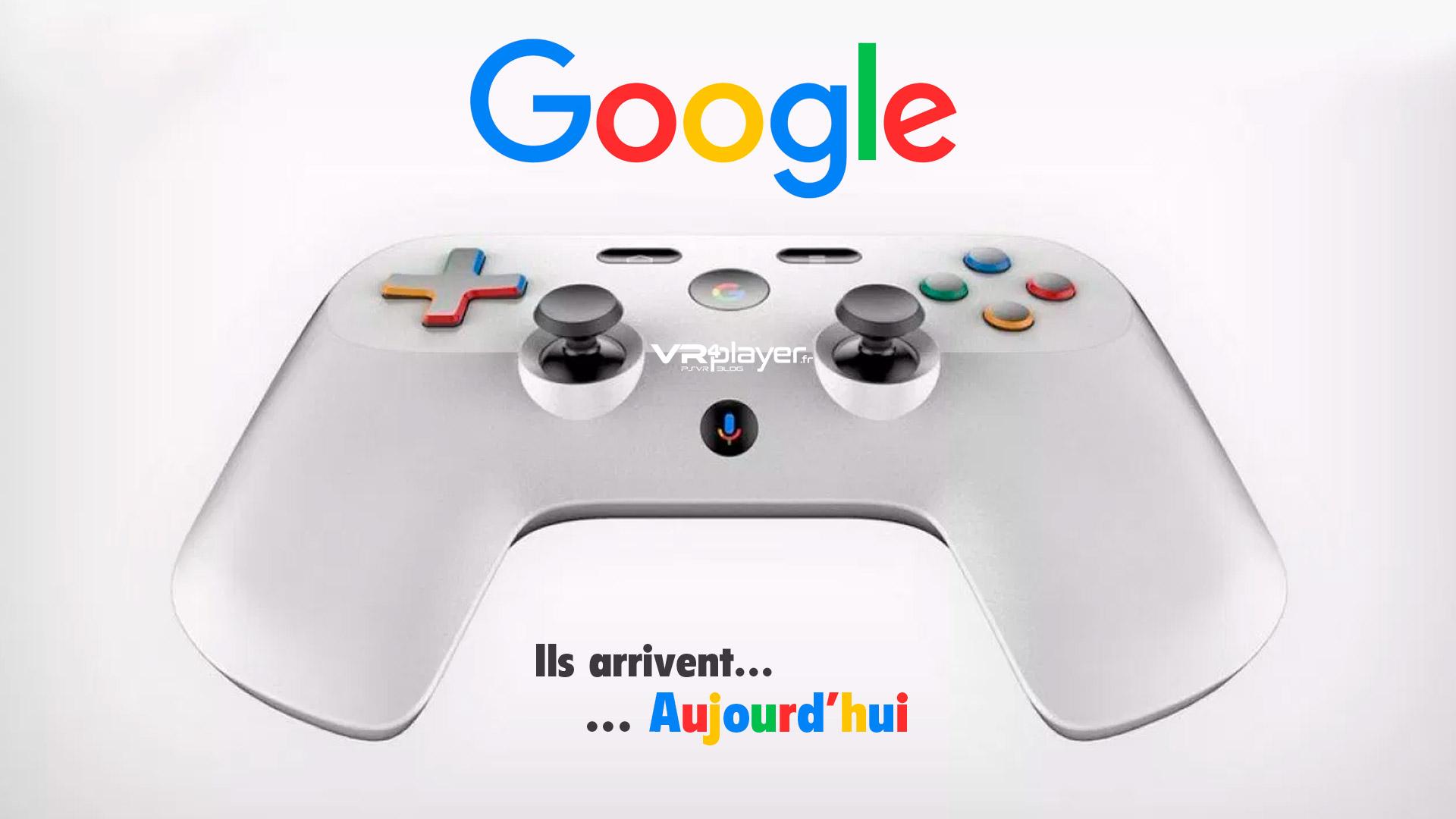 Google Gaming Yeti