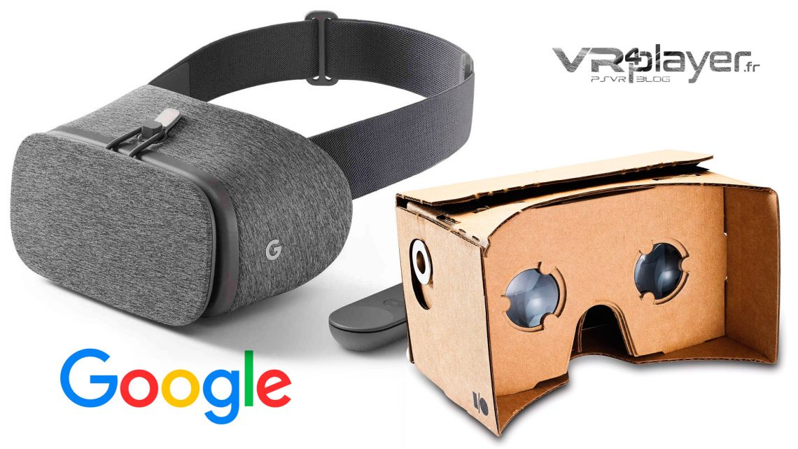 Google Gaming VR, PlayStation VR, VR4Player