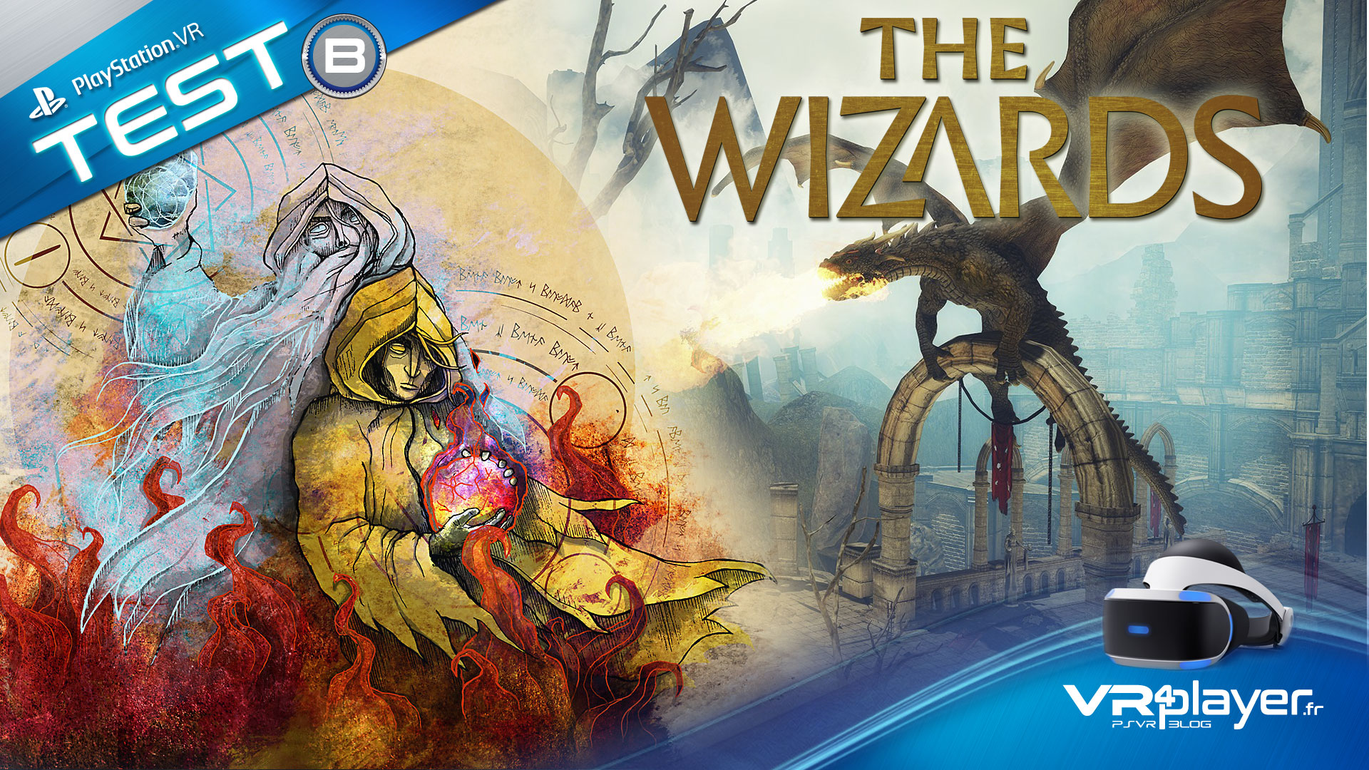 test The Wizards VR4player.fr