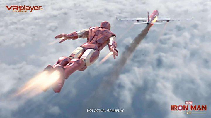 Iron Man VR PlayStation VR PSVR VR4Player