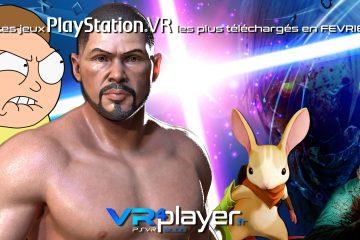 PlayStation VR : les jeux les plus vendus en février sur PSVR