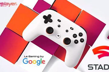 STADIA, le Stream Gaming by Google, nos premières impressions