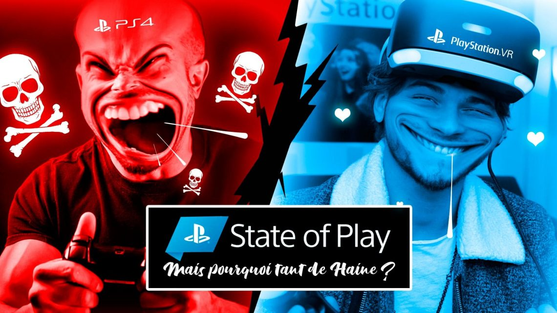 State of Play Sony PlayStation VR PS4 VR4Player