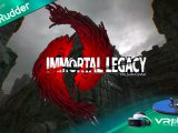 Immortal Legacy - 3dRudder- VR4player.fr
