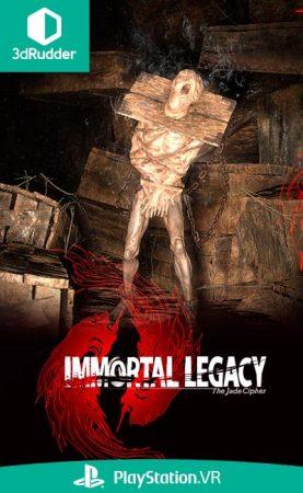 3DRudder Immortal Legacy VR4Player