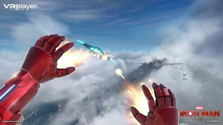Iron Man VR PlayStation VR PSVR VR4Player
