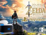 Zelda Breath of the Wild VR Nintendo Labo PlayStation VR PSVR