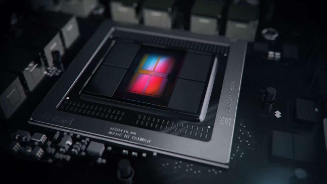 GPU NVidia Navi Vega