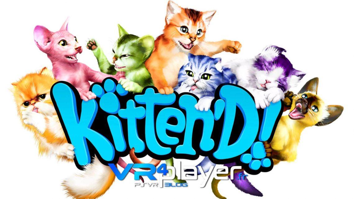 Kitten'd sur PSVR