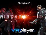 Sairento VR repoussé sur PSVR