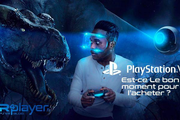 Acheter un PlayStation VR PS4 PS4 Pro