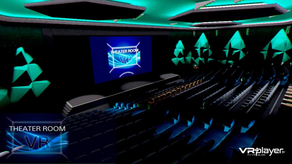 Theater Room VR VR4Player