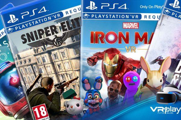 jeux PSVR attendus en 2019