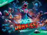 Space Junkies - 3dRudder - VR4player.fr