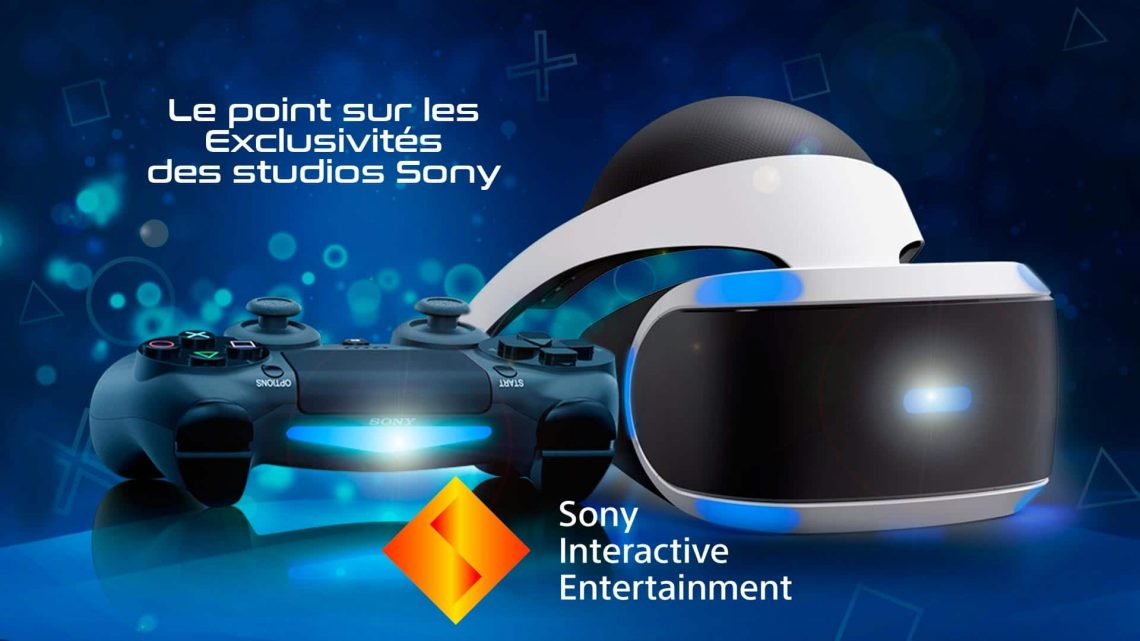 Exclusivités PSVR Sony VR4player