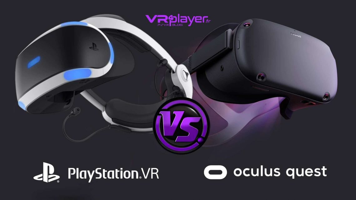 Oculus Quest vs PlayStation VR VR4Player